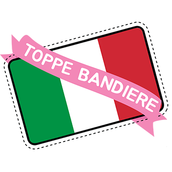 Italia toppe bandiere toppe top sidebar
