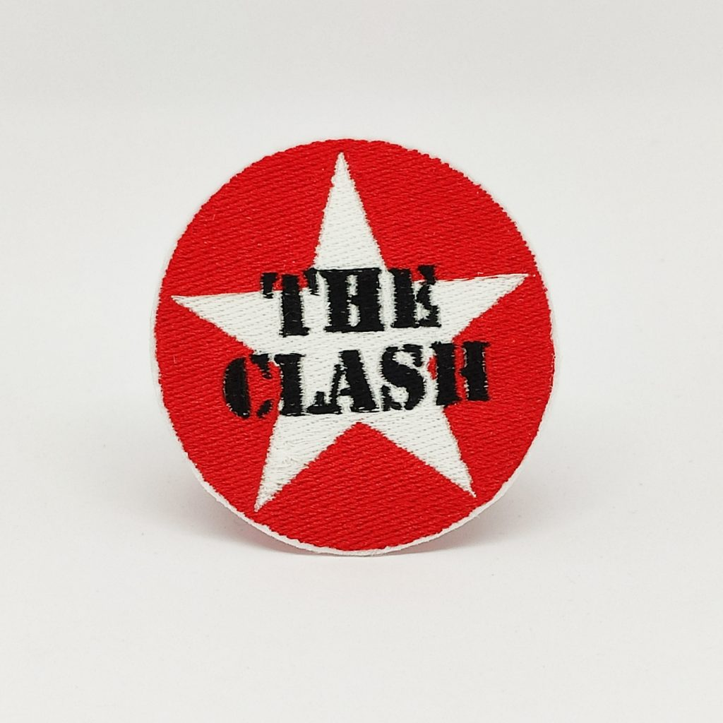 Toppe band The Clash toppetop